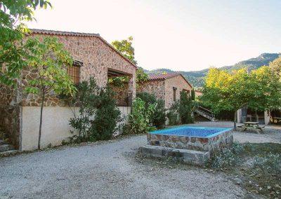 Casas Rurales en Yeste Rio Tus - Albacete, vista exterior