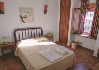 Casas Rurales en Yeste Rio Tus - Albacete, habitación, dormitorio