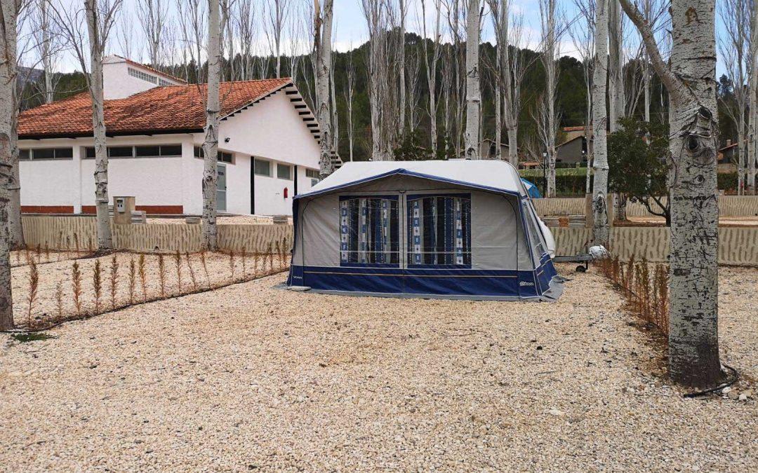 Parcela Camping PREMIUM