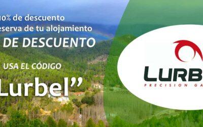 Campaña Descuento Alojamientos Rurales para Lurbel