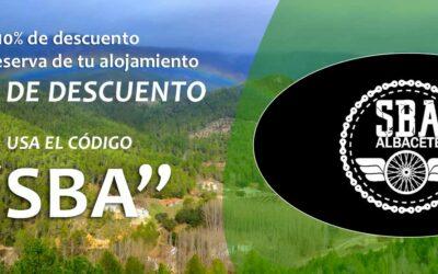 Campaña Descuento Alojamientos Rurales para SBA Albacete