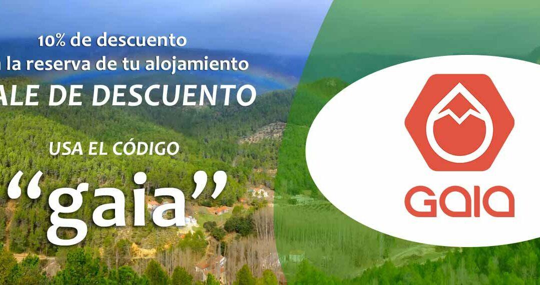 bono alojamiento rural Yeste Gaia