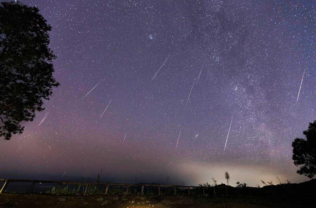 """Las Perseidas una oportunidad única de disfrutar de los cielos """"Starlight"""" de la Sierra del Segura"""
